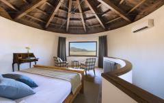 El Silo Suite at Hotel Cortijo del Marques. Photo: Courtesy Hotel Cortijo del Marques