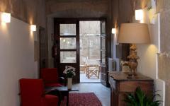 The Entrance of Hotel La Capellania. Photo: Courtesy Hotel La Capellania