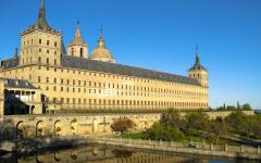 spain el escorial historical residence of the king