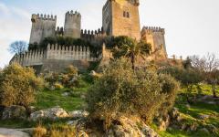Castillo de Almodóvar del Río, Córdoba