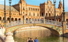 Seville, Spain's most idolized architectural destinations.