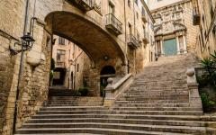The Old City of Girona