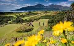 Golf in Ireland. Credit: Ireland Tourism Board