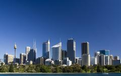 australia sydney central business district