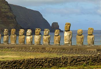 Easter Island was annexed by Chile in the late 19th century.