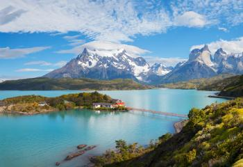 Torres del Paine is located in Chile's Patagonia region.