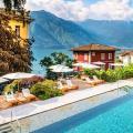 Grand Hotel Tremezzo, Lake Como, Italy.