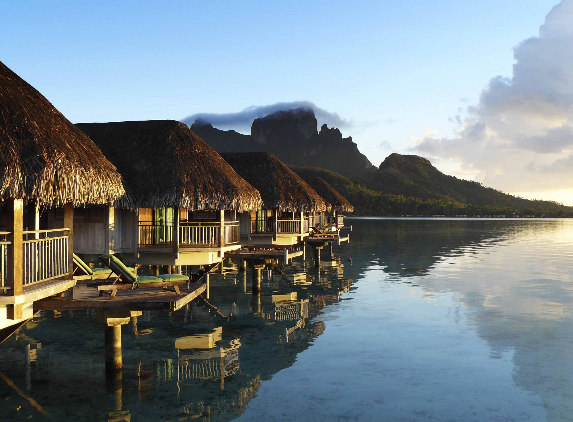 Romantic Tahiti Vacation Private Secluded Remote The Robinson Crusoe Experience Zicasso