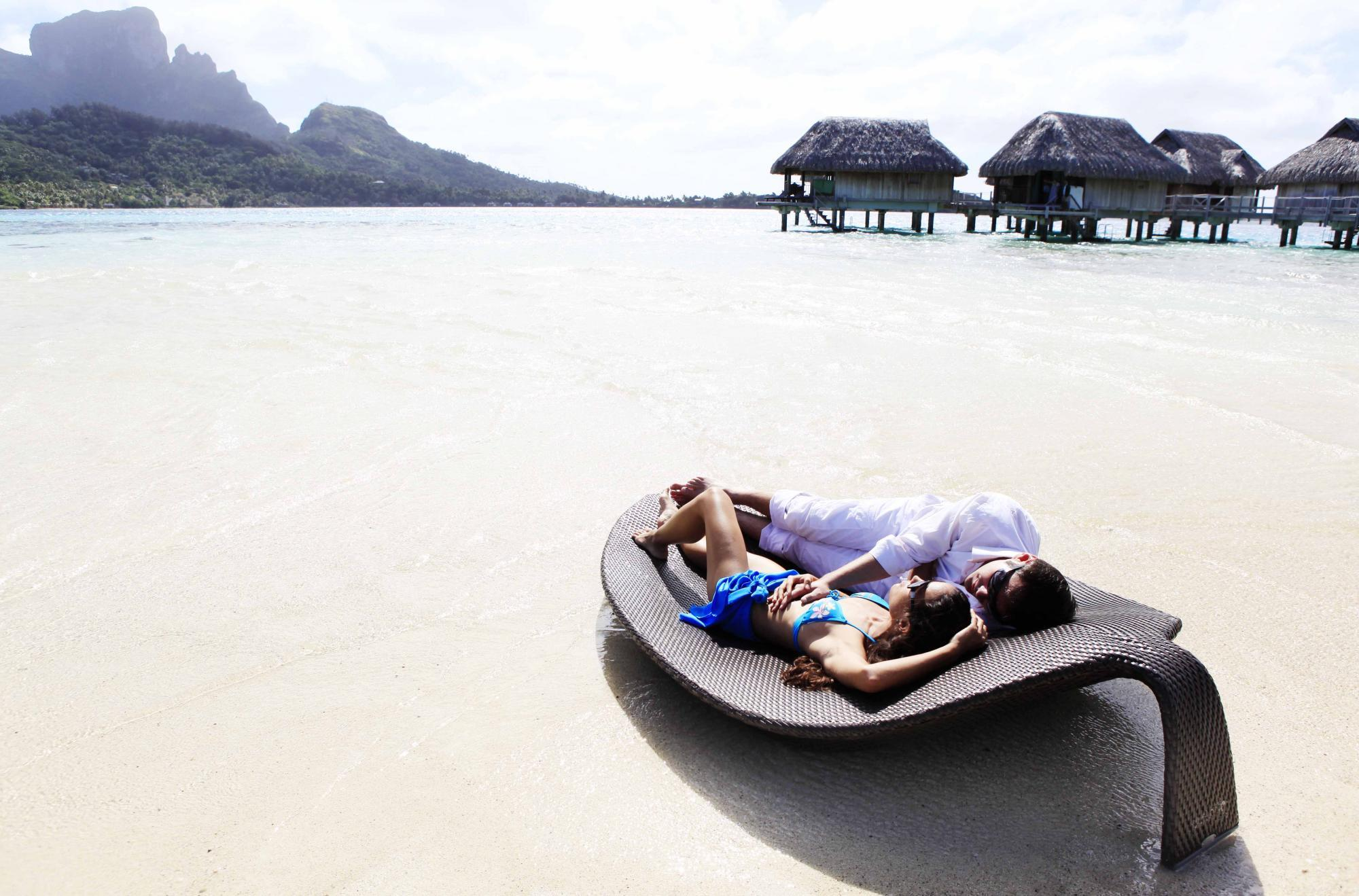 Romantic Tahiti Vacation Private Secluded Remote The