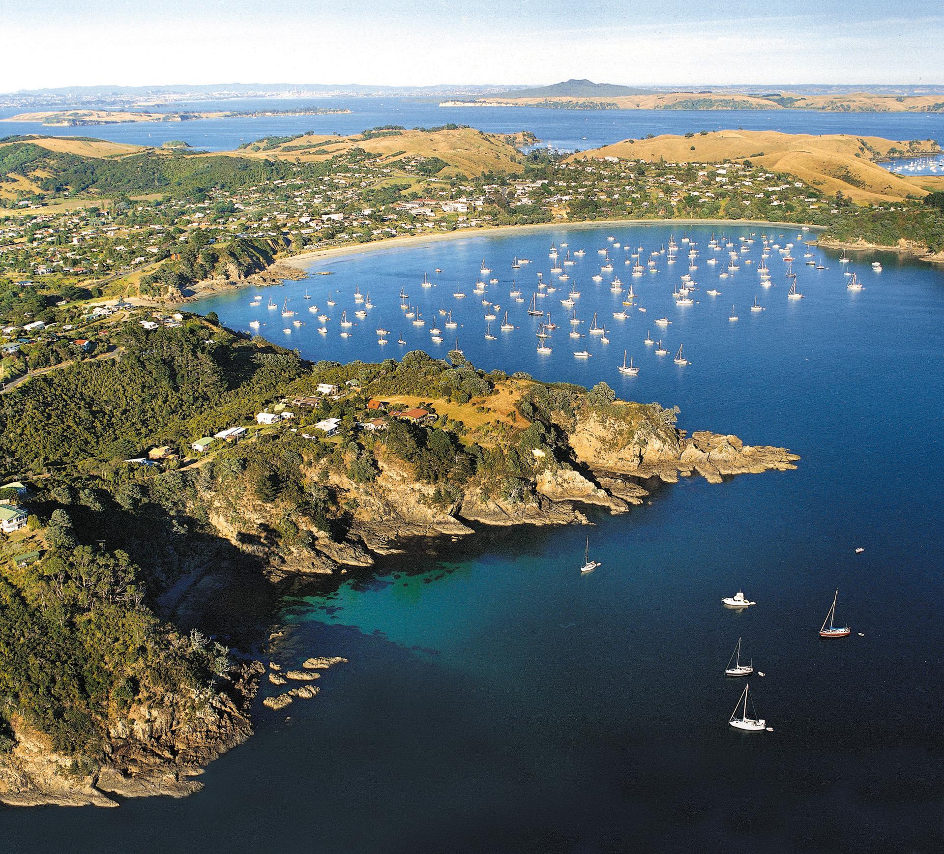 Independent New Zealand Tour North Island Zicasso