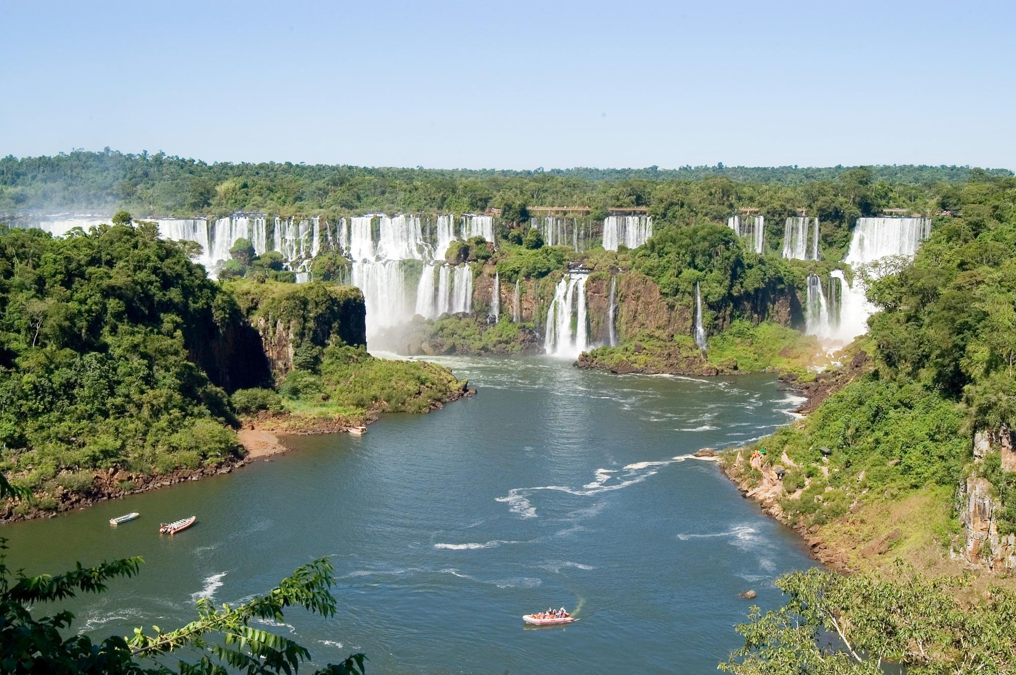 Iguazu Falls Day Tours