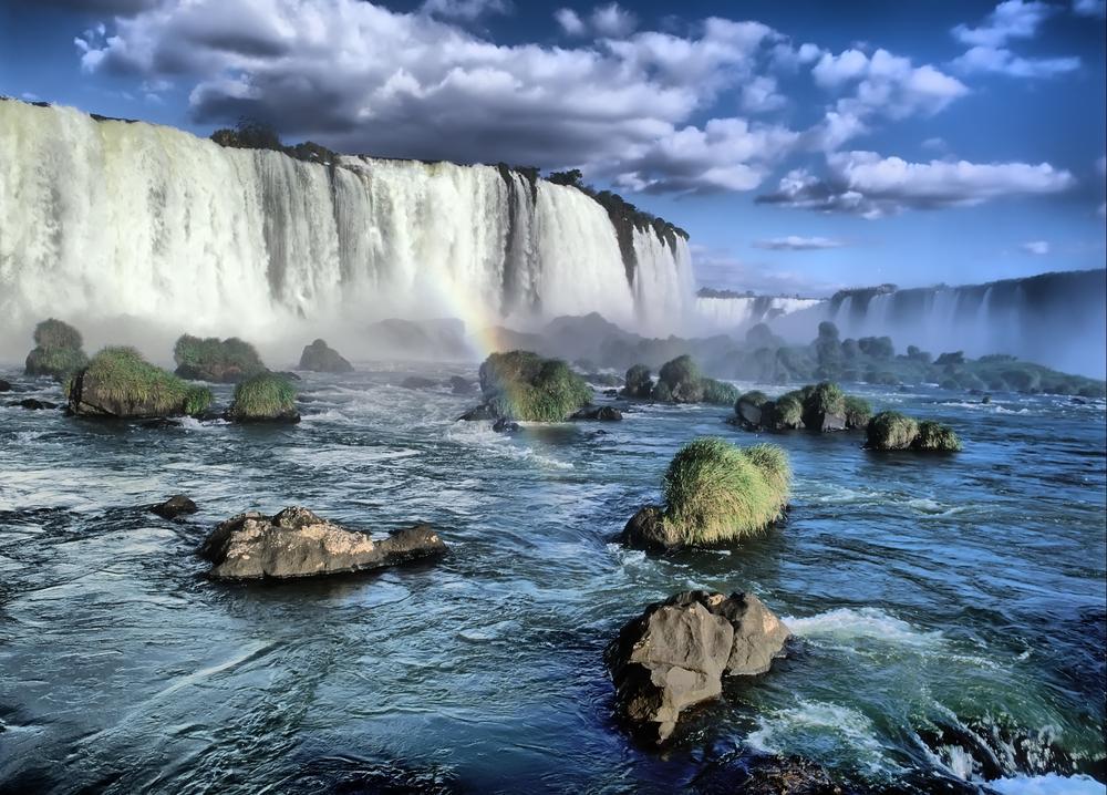 Iguazu Falls Day Tours Brazil