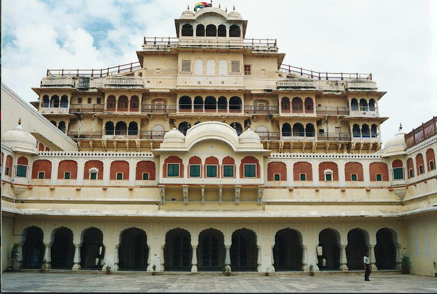 Forts And Palaces Of Splendid Rajasthan Zicasso