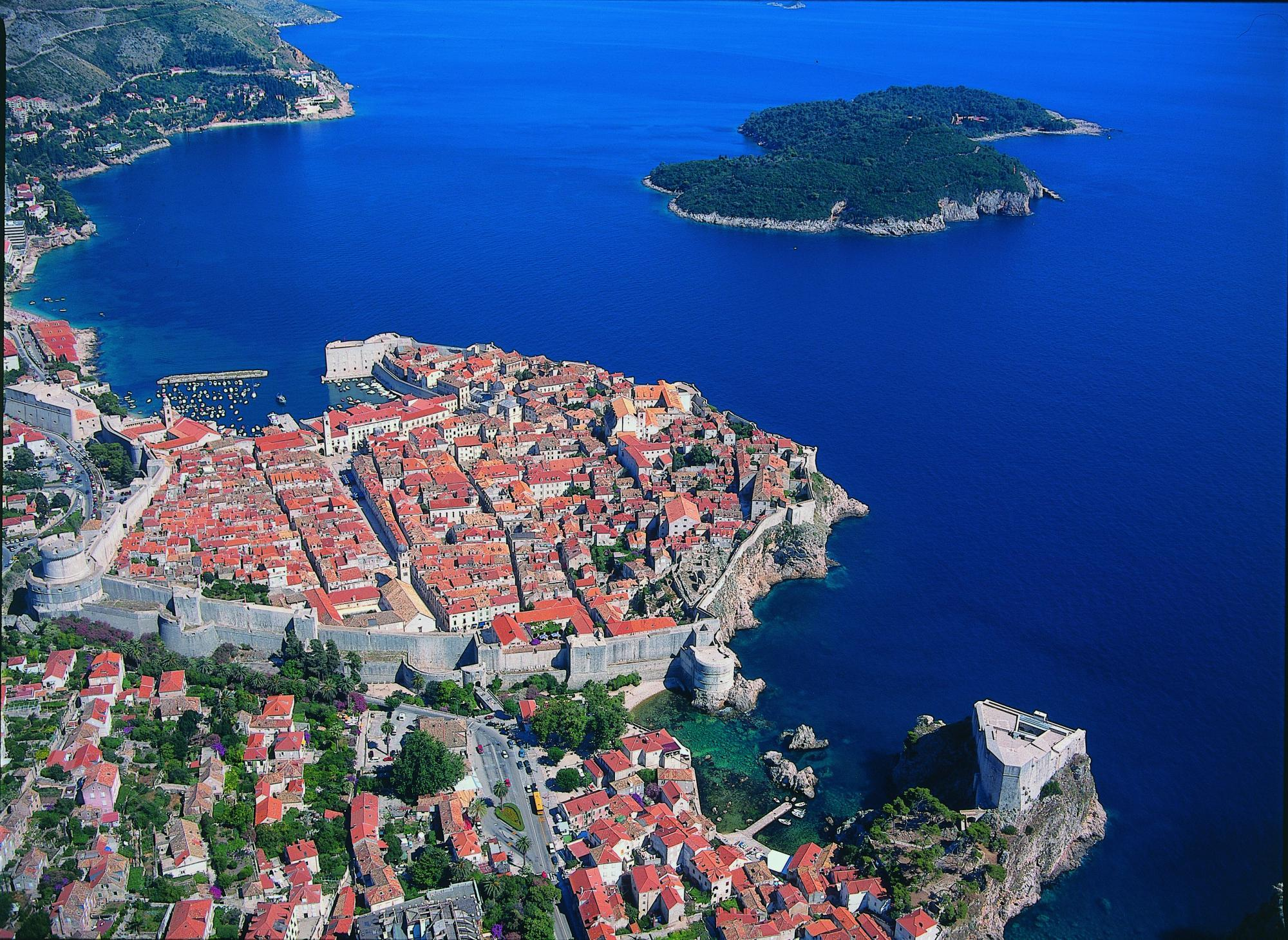 Cruises to Dubrovnik   Croatia P&O Cruises   Adriatic Cruise