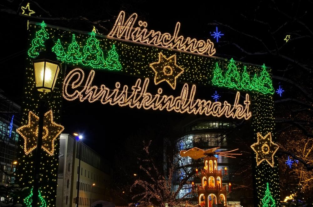 Christmas Markets Of Germany And France Munich Nuremberg