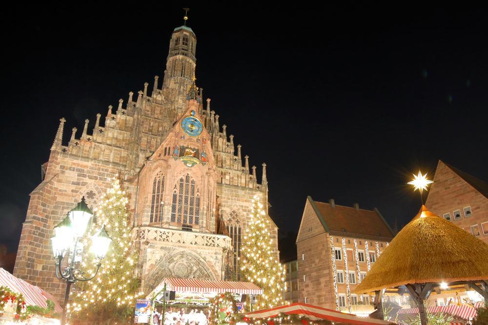 Nuremberg Christmas Ambiance - The Modern Traveler