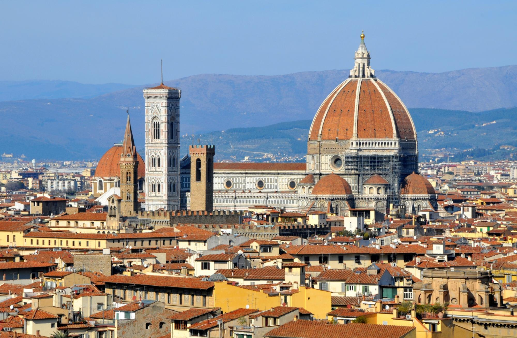 Italian Florence: Family Getaway Vacation To England, France & Italy