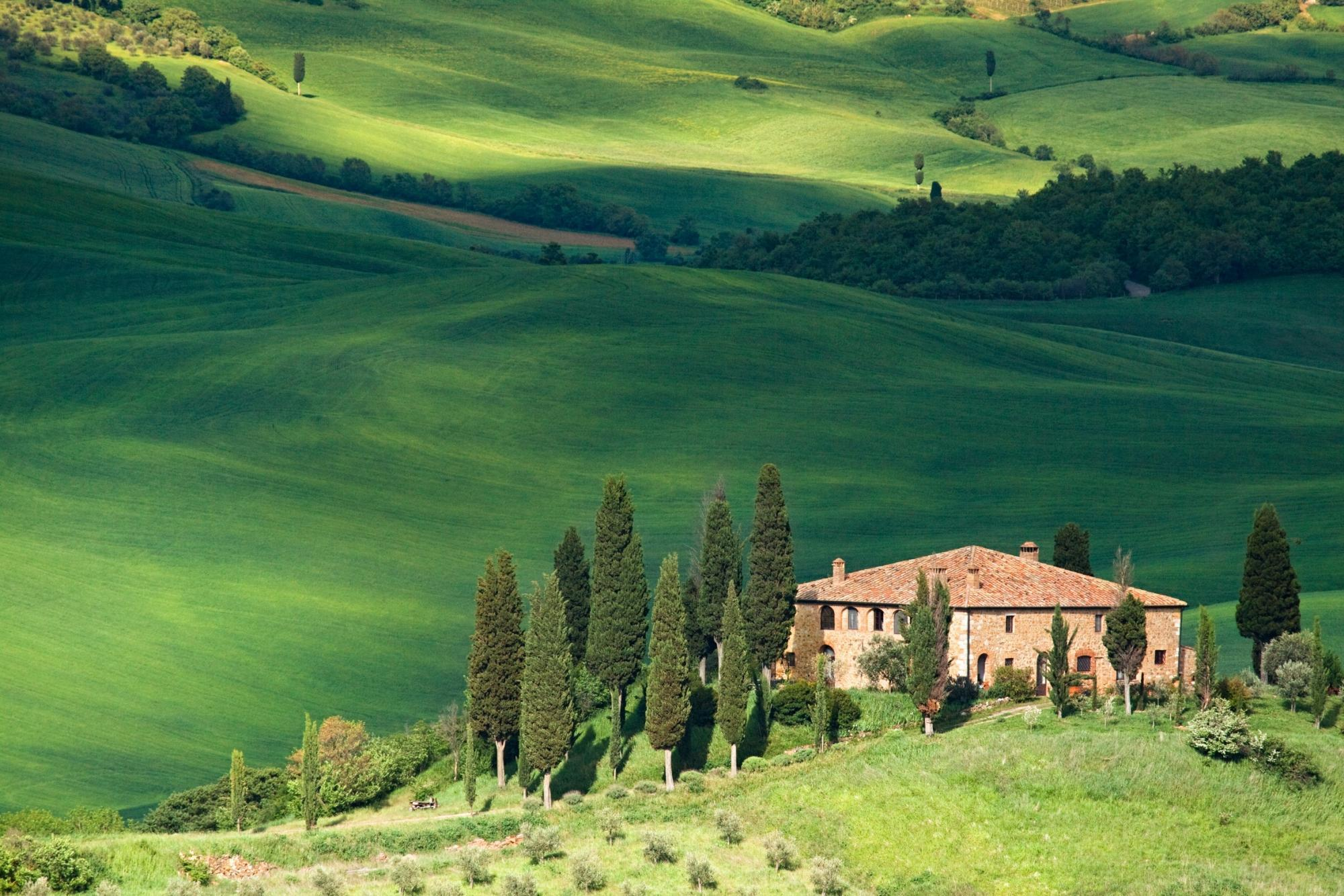 An italian wine tasting journey from piedmont to tuscany for Green italy