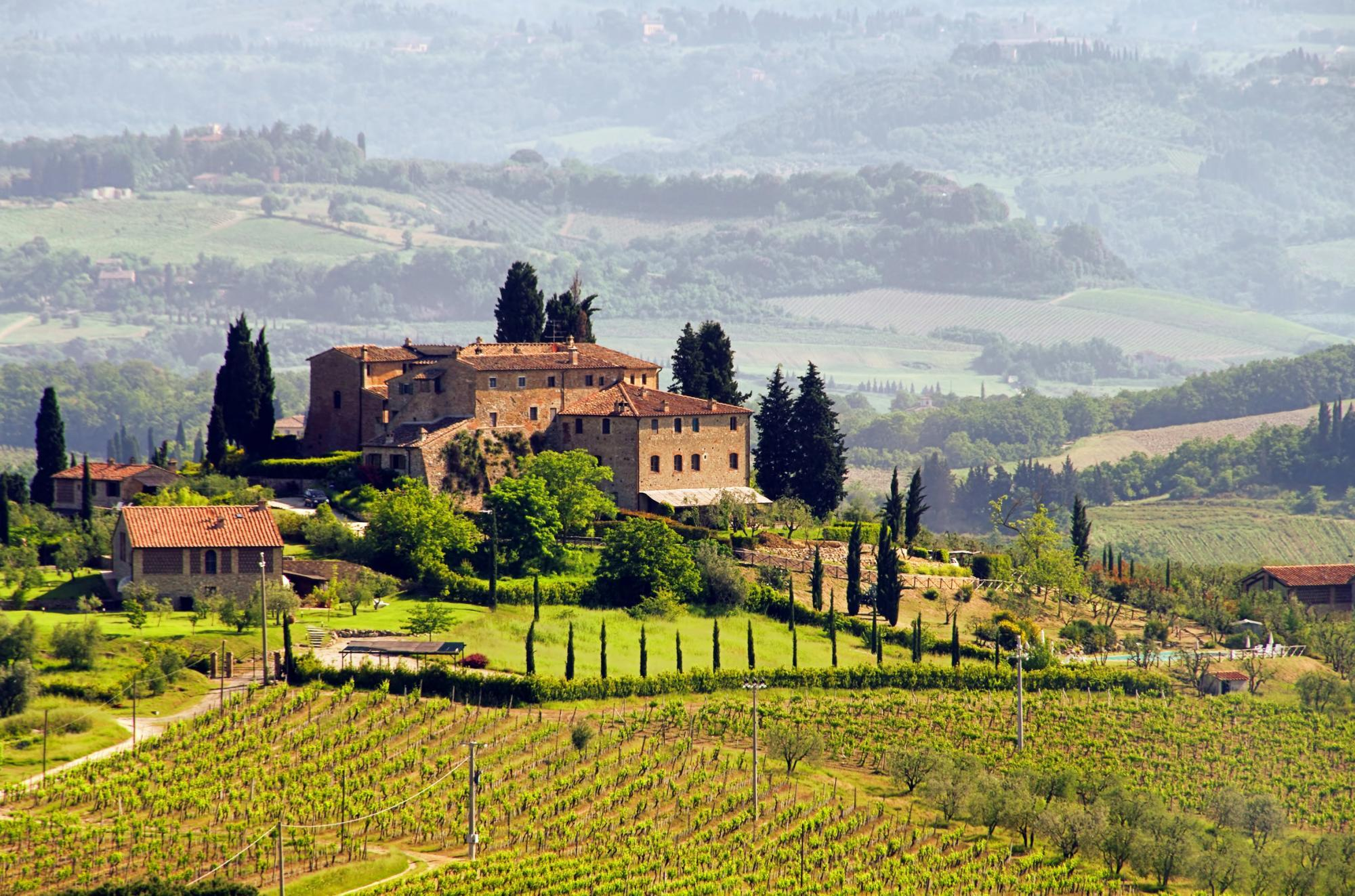 An Italian Wine Tasting Journey From Piedmont To Tuscany