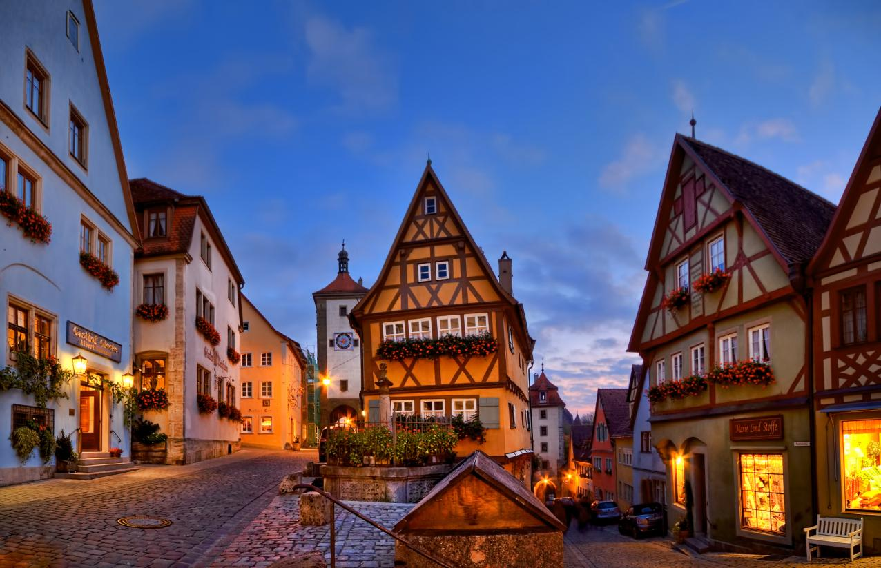 Christmas Markets of Germany and France: Munich, Nuremberg ...