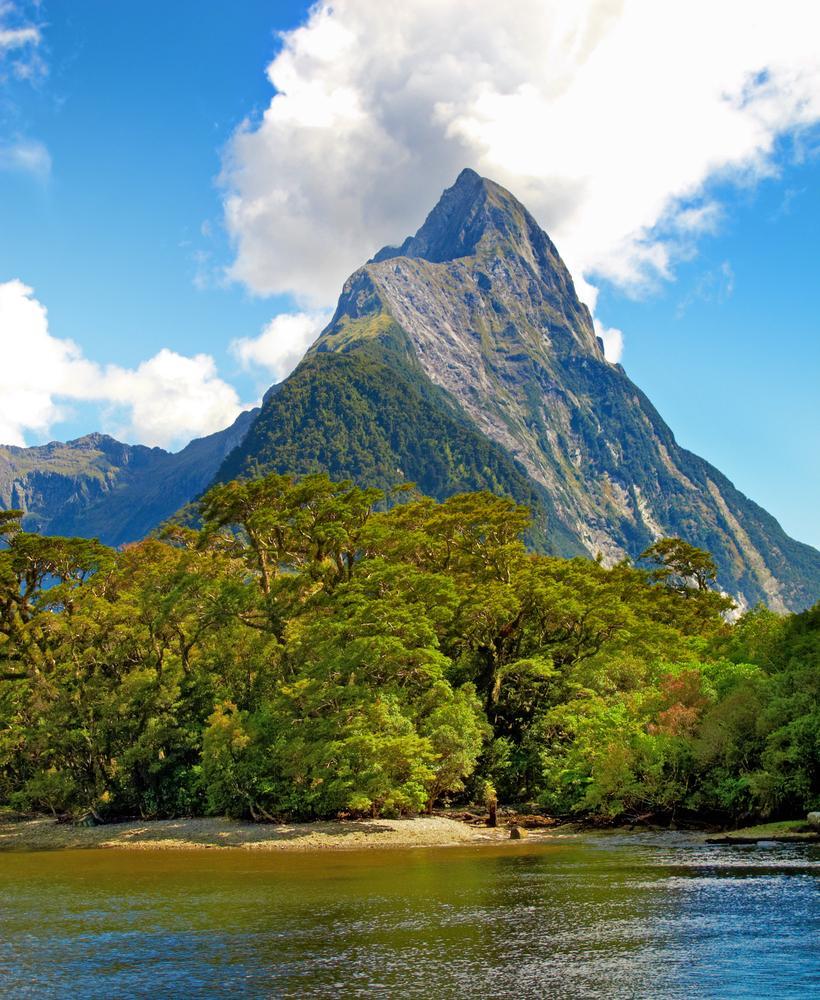 City New Zealand South Island