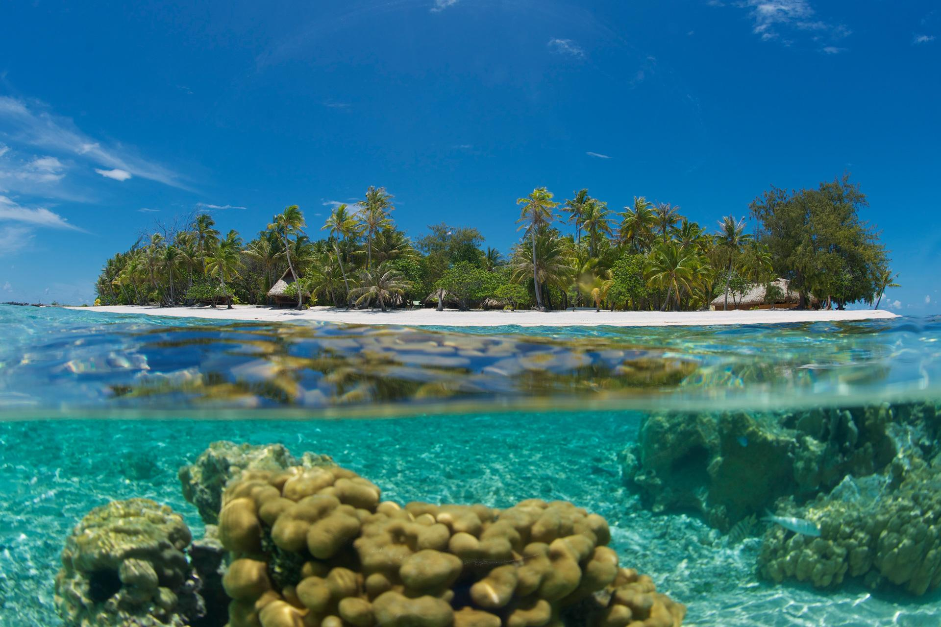 Romantic Tahiti Vacation: Private, Secluded, Remote
