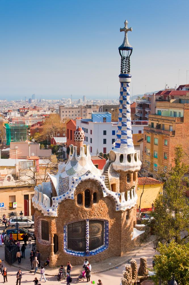 spanish architecture tour from gaudi to gehry zicasso
