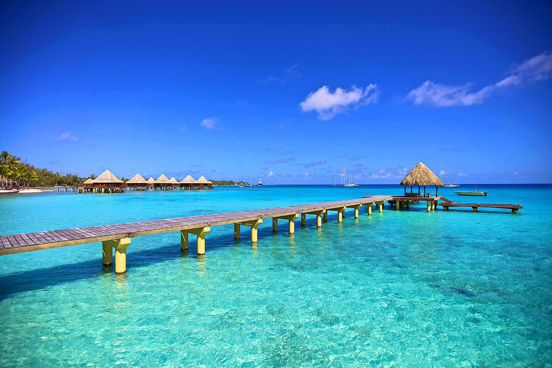 Romantic Tahiti Vacation: Private, Secluded, Remote - the ...