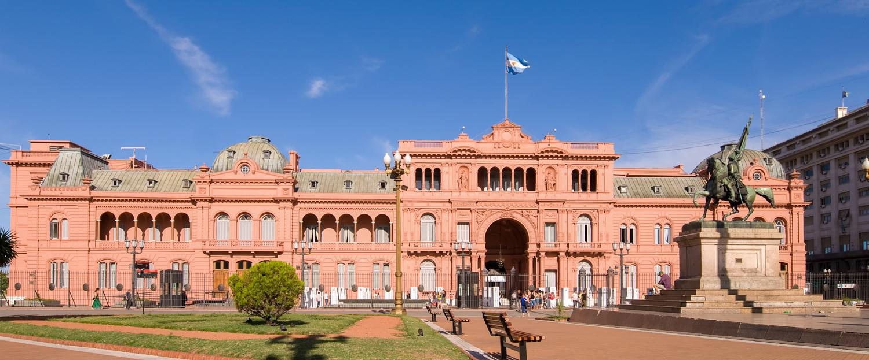 Best of brazil argentina tour zicasso for Casa argentina