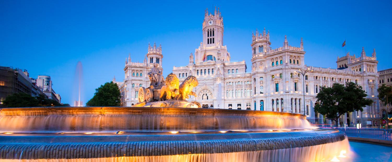 Train Travel From Madrid To Granada