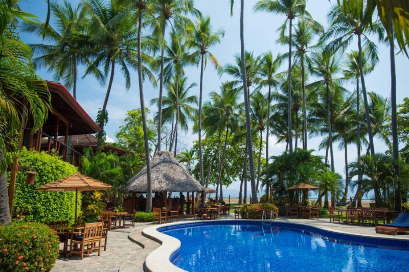 Costa Rica Tambor Tropical Pool By Crop