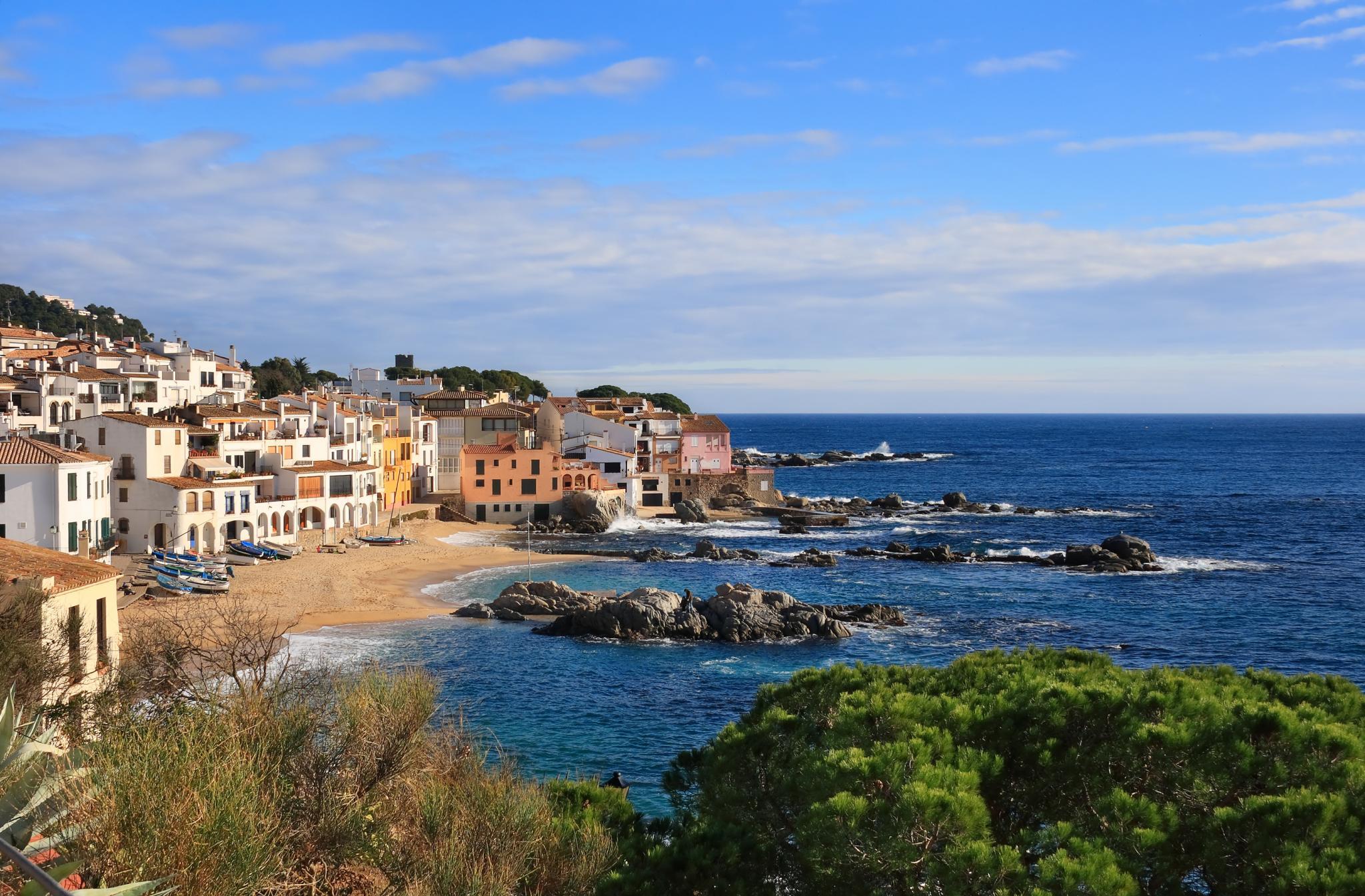 Дикий берег Испании
