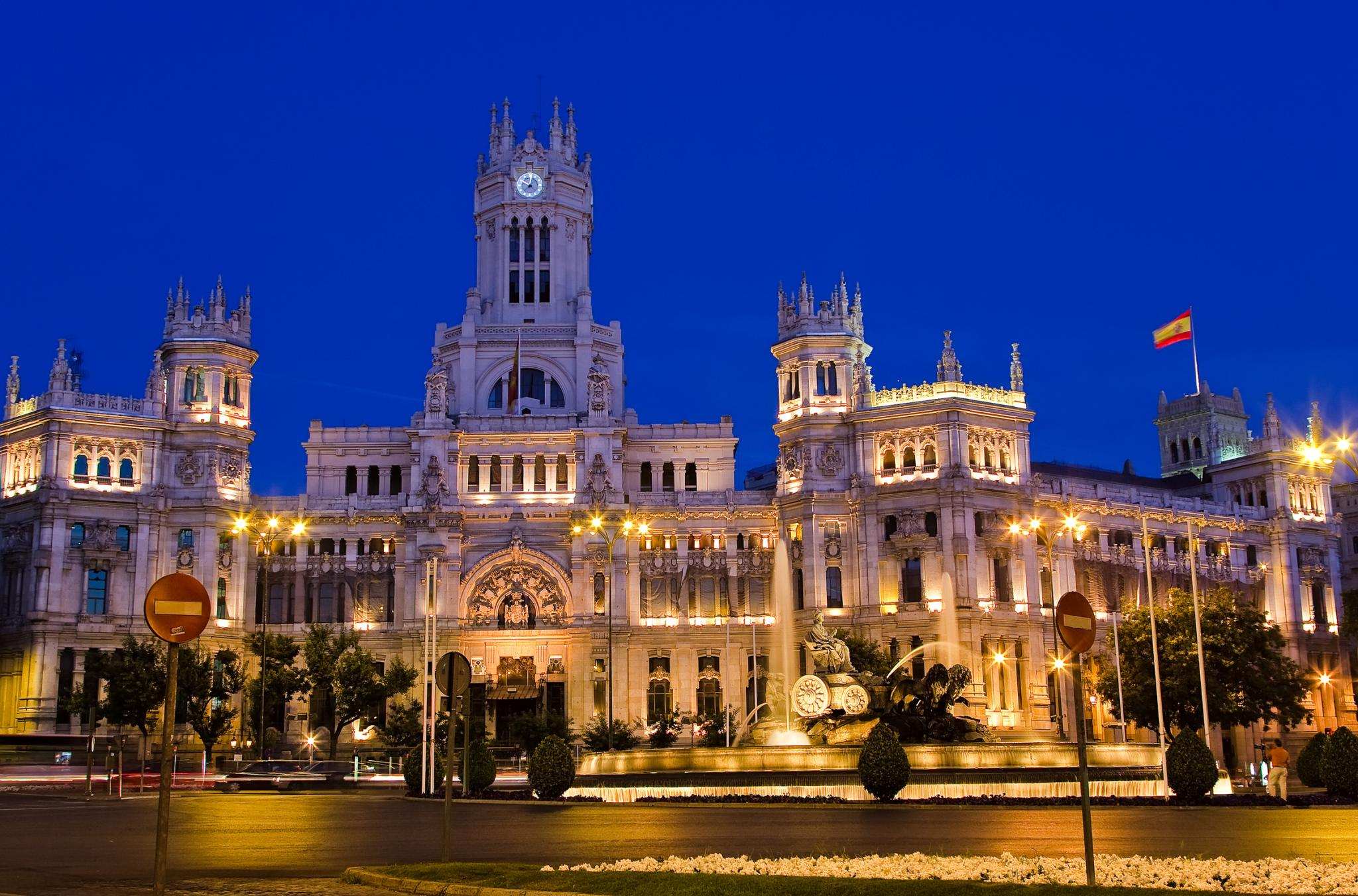 Travel Review Luxury Spain Vacation Package Madrid Tour