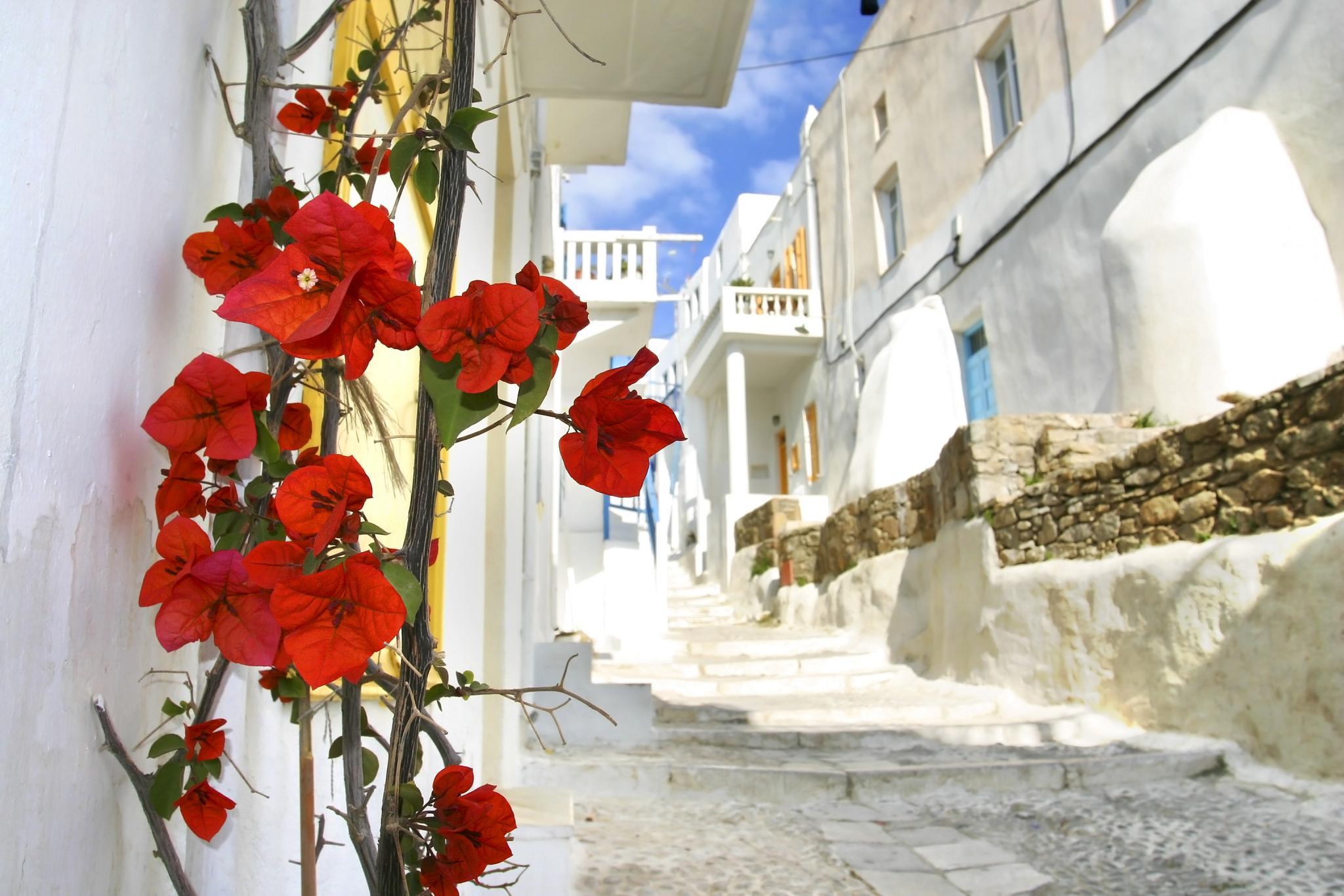 Старые дома в греции у моря купить