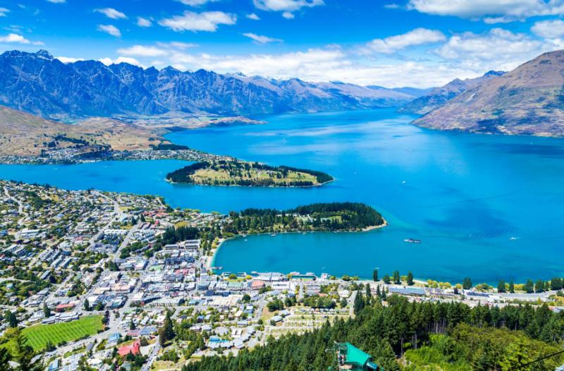 Middle Earth Tours Queenstown