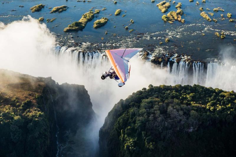 Best Of Zambia Safari In A Week Vic Falls South Luangwa