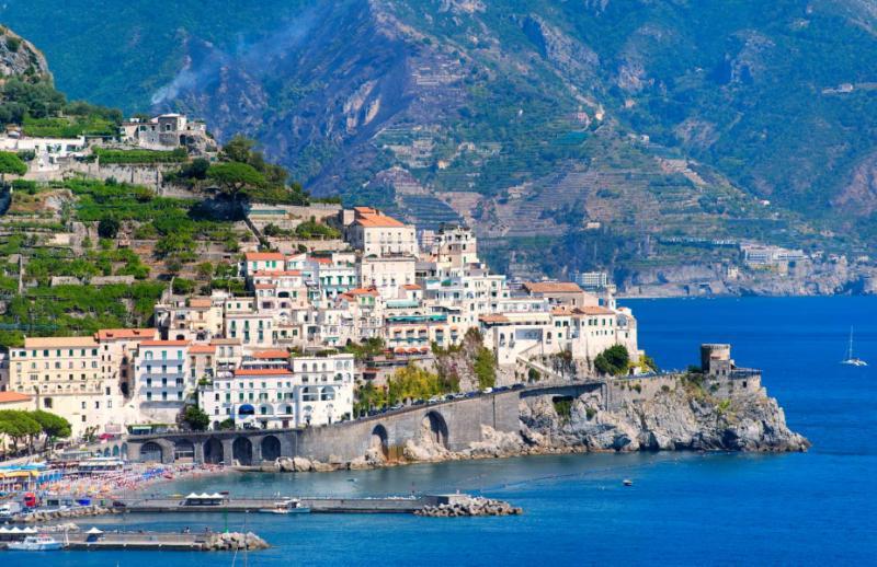 Delights Of Rome Vatican City Amp Amalfi Coast Tour Zicasso