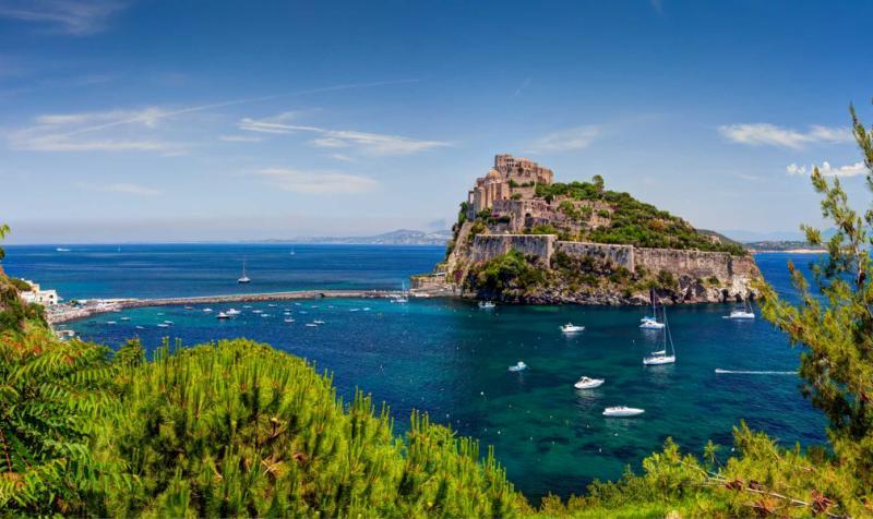 Greek Island Bc