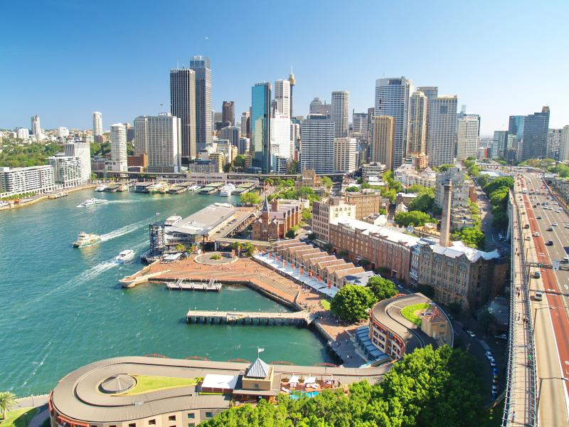 Sydney Australia Adventure Tours