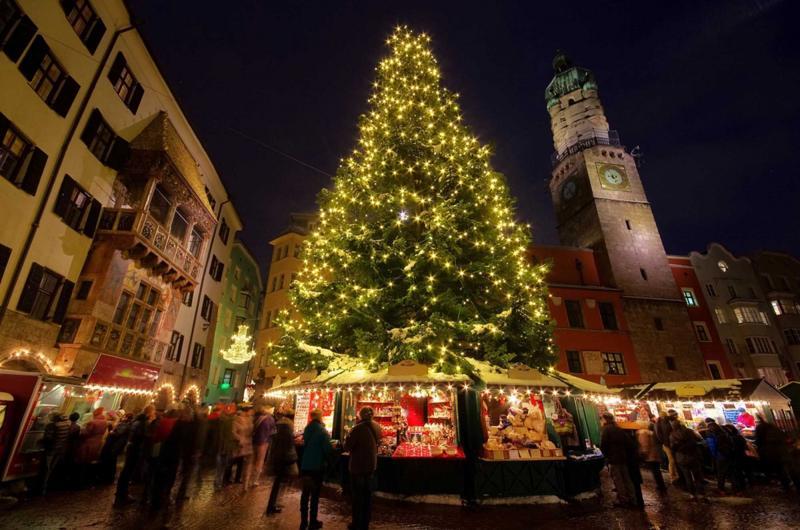 Christmas Markets In Central Europe Munich Oberammergau
