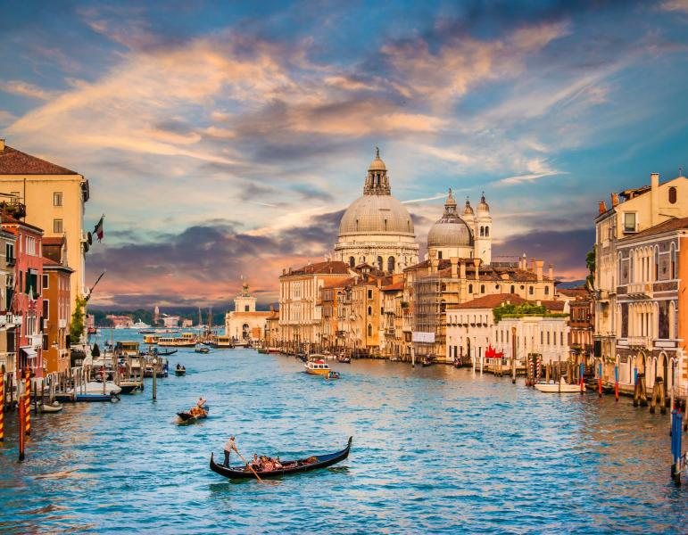 Italian Florence: First-Time Traveler's Tour Of Italy: Venice, Florence