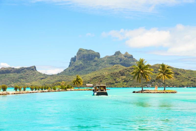 Islands Of The South Pacific Tahiti New Zealand Samoa Itinerary