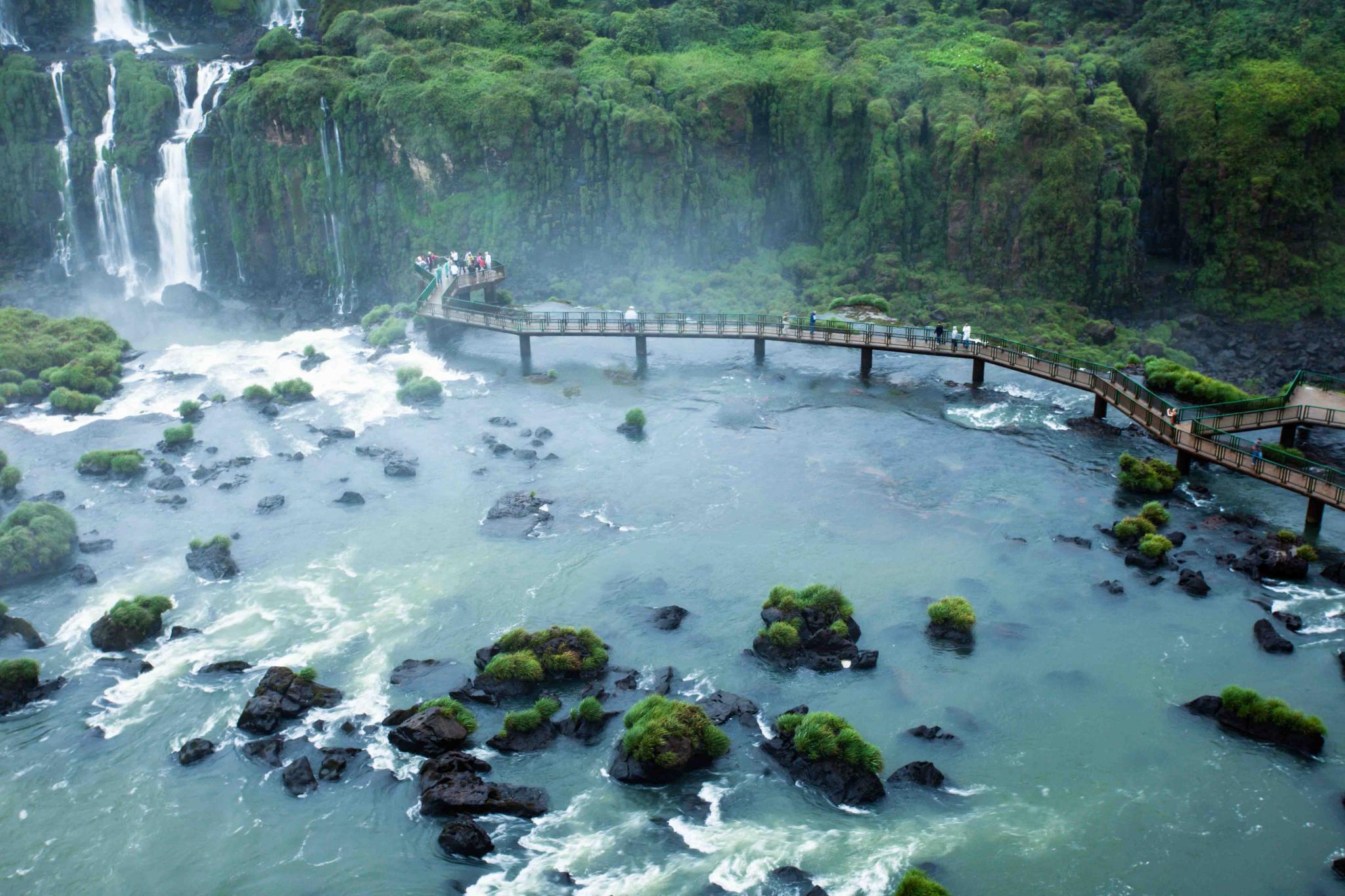 Argentina Iguazu Falls And Lake District Tour Zicasso
