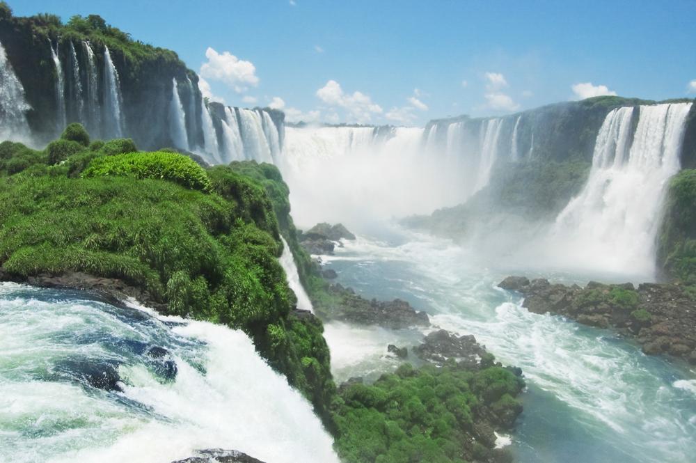 Brazil And Argentina Wonders Rio De Janeiro Iguazu Falls