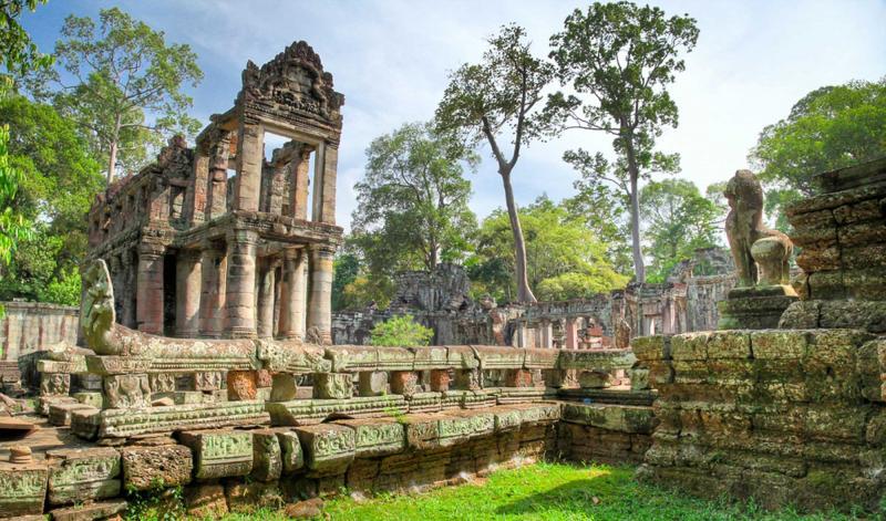 Epic Journey of Indochina: Cambodia, Laos, & Vietnam Tour