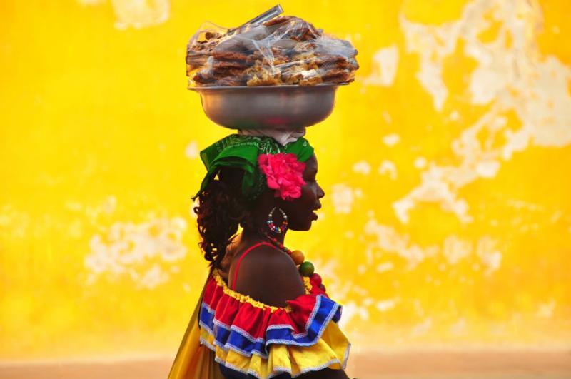 nude colombian woman women
