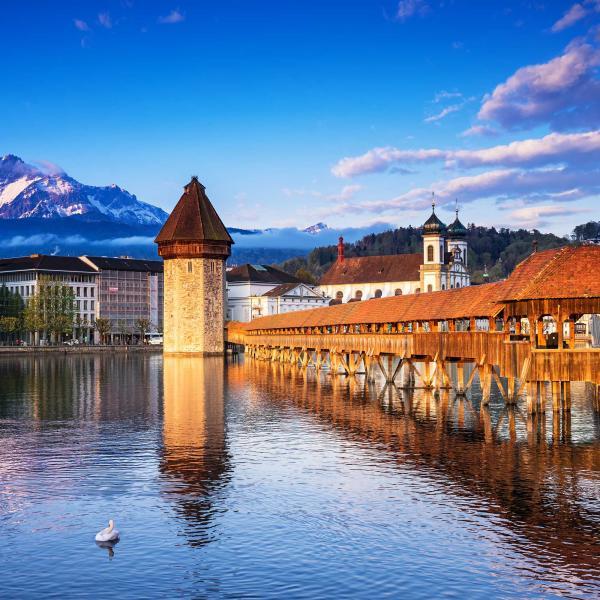 Romantic Getaway To Switzerland