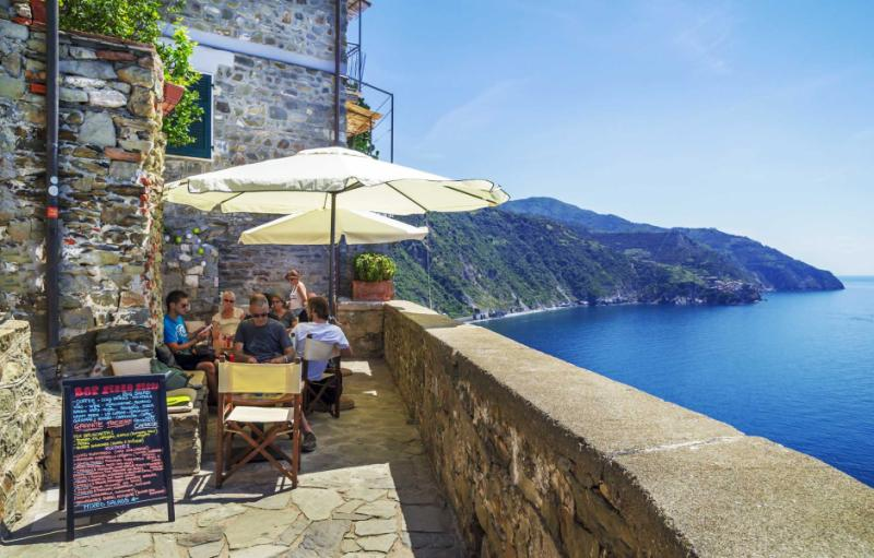 Discovering Italian Riviera Amp Coastal Trails Along Cinque