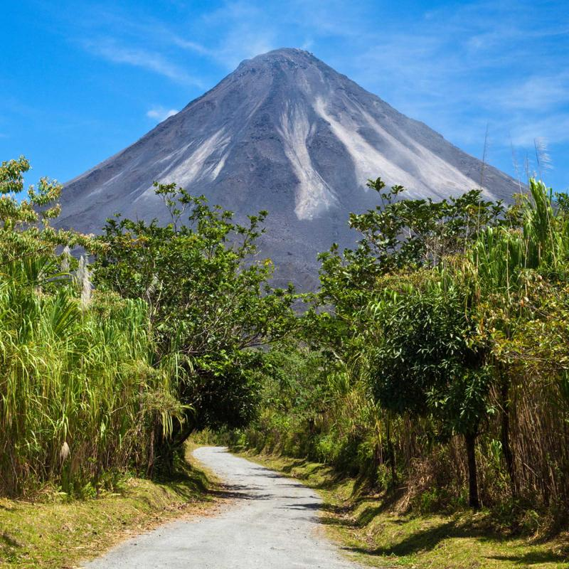 Costa Rica Eco Tour Vacation: Pacuare, Arenal & Monteverde