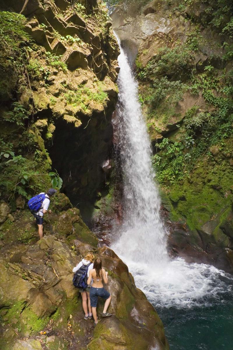 costa rica eco tour vacation  pacuare  arenal  u0026 monteverde